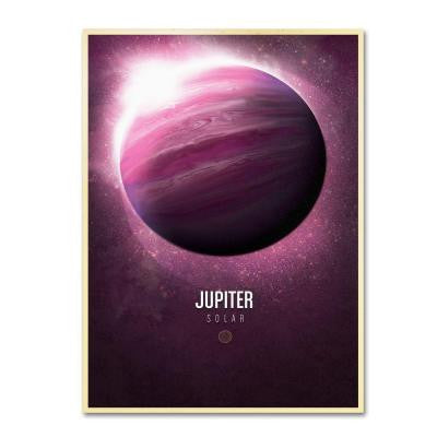 22 in. x 32 in. Jupiter Canvas Art