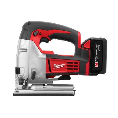 Reconditioned M18 18-Volt Lithium-Ion Cordless Jig Saw Kit