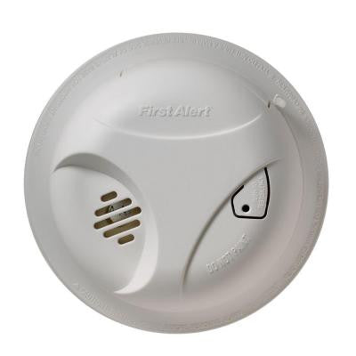 Battery Operated Long Life Lithium Smoke Alarm