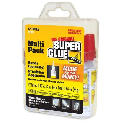 0.07 oz. Multi Pack Glue (12-Pack)