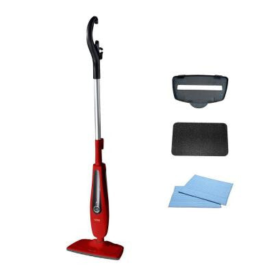 Slim and Light Steam Mop - Red