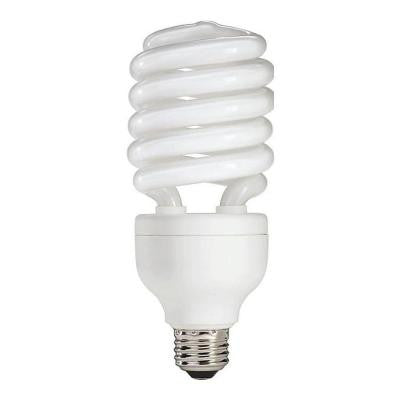 150W Equivalent Bright White (3000K) Spiral CFL Light Bulb (E)*