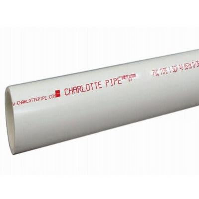 3 in. x 2 ft. PVC DWV Sch. 40 Solid Core Pipe