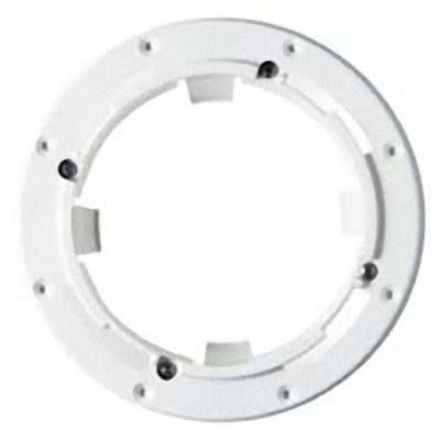 Micro Ceiling Ring Speaker Mount - White