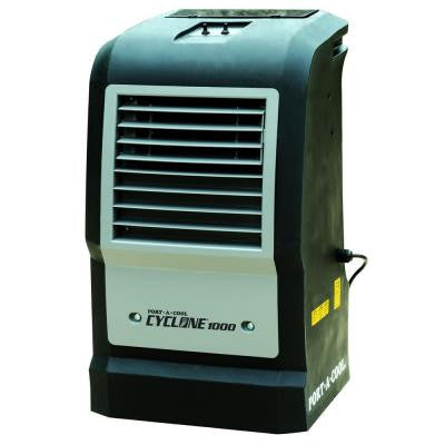 1000 CFM 2-Speed Portable Evaporative Cooler for 300 sq. ft.