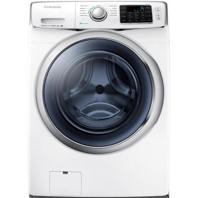 4.2 cu. ft. High-Efficiency Front Load Washer with Steam in White, ENERGY STAR
