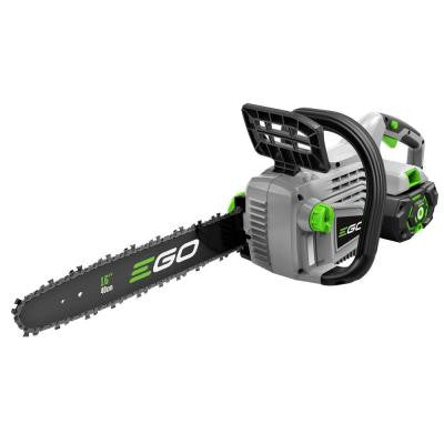 16 in. 56-Volt Lithium-Ion Cordless Chain Saw