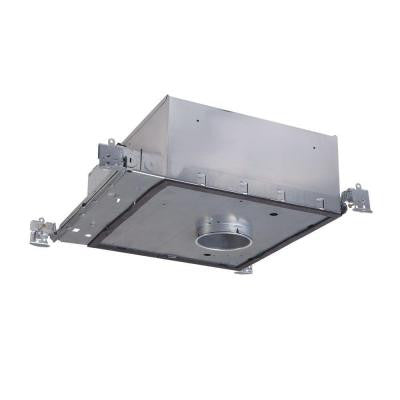 3 in. Aluminum Recessed Lighting New Construction Shallow IC Air-Tite Housing