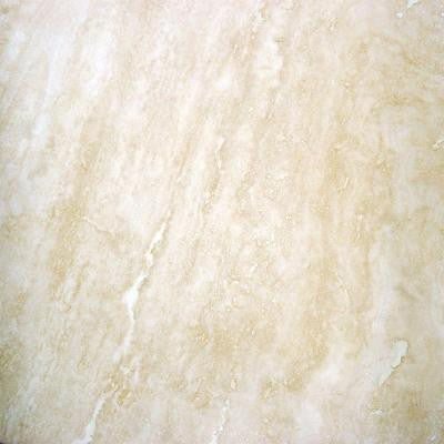 Platinum Travertine 18 in. x 18 in. Honed Travertine Floor and Wall Tile (9 sq. ft. / case)