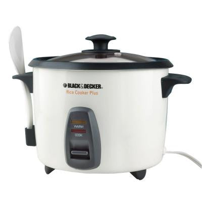 16-Cup Rice Cooker in White