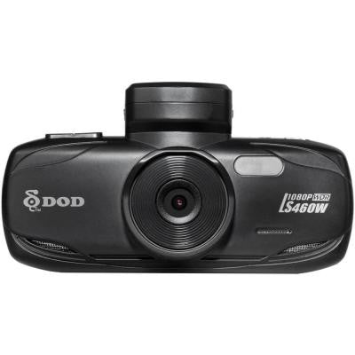 2.7 in. LCD Screen Dash Camera with GPS Tracking