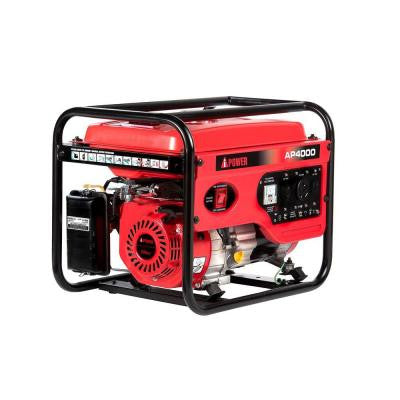 4000-Watt Gasoline Powered Generator