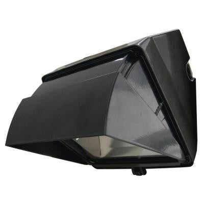 Metal Halide Bronze Wall Pack with Polycarbonate Lens