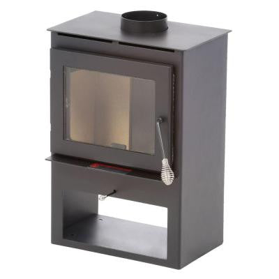 1,200 sq. ft. Wood-Burning Stove