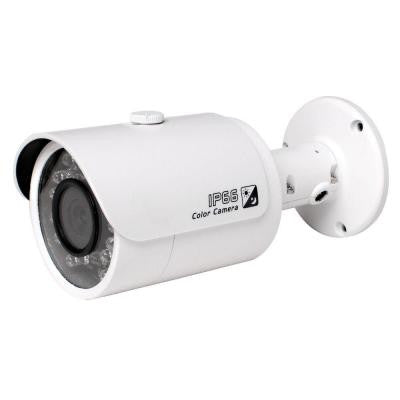 Wired 3 Megapixel Full HD Network Small IR-Bullet Indoor/Outdoor Camera