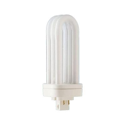 26-Watt Cool White (4100K) PL-T 4-Pin (Gx24q-3) Energy Saver Compact Fluorescent (Non-Integrated) Light Bulb