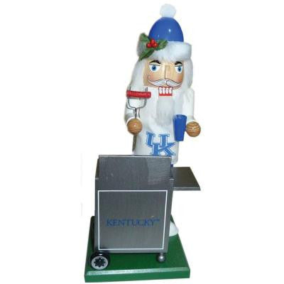 12 in. Kentucky Tailgating Nutcracker