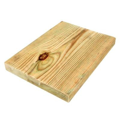 2 in. x 12 in. x 10 ft. #2 Prime Pressure-Treated Lumber