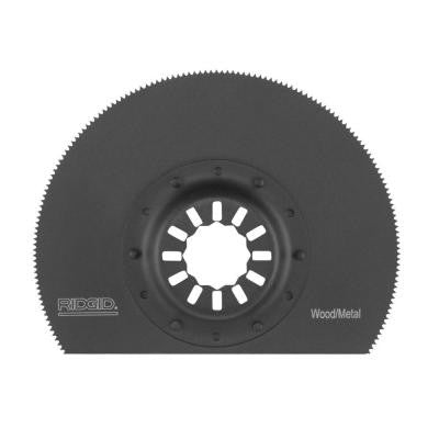 JobMax 3-1/2 in. Steel Flush Cut Blade