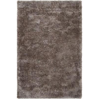 Vilia Gray 8 ft. x 10 ft. Indoor Area Rug