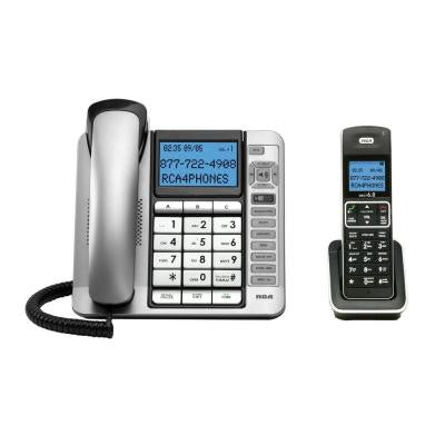 Corded/Cordless with Built-In Caller ID, ITAD and Tilt Screen