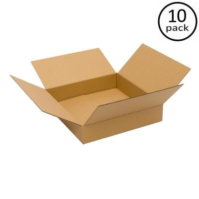 24 in. x 24 in. x 4 in. 10-Box Bundle