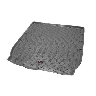 Cargo Liner Gray 08-14 Buick Enclave and 09-14 Chevrolet Traverse