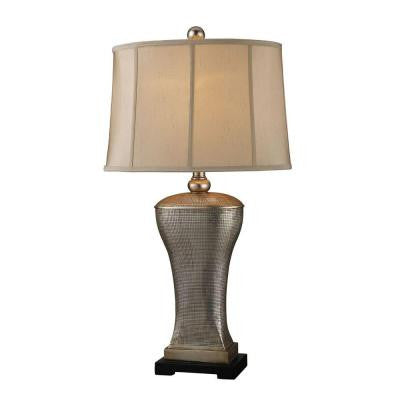 Lexington 34 in. Silver Lake Table Lamp with Shade