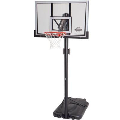 52 in. Portable Front Adjust Basketball System