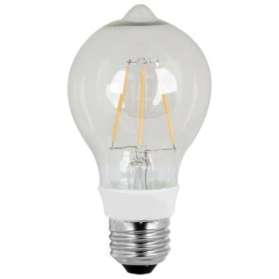 Vintage Style 60W Equivalent Soft White AT19 Dimmable LED Light Bulb (12-Pack)