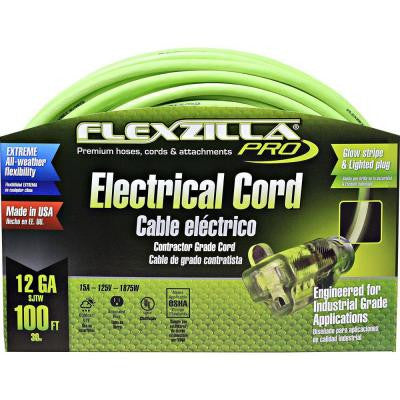 100 ft. 12/3 Extension Cord