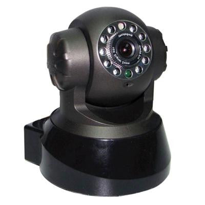 Wired Pan and Tilt IP Indoor/Outdoor Camera