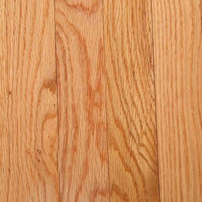 Laurel 3/4 in. Thick x 2-1/4 in. Wide x Random Length Oak Natural Hardwood Flooring (20 sq. ft. / case)