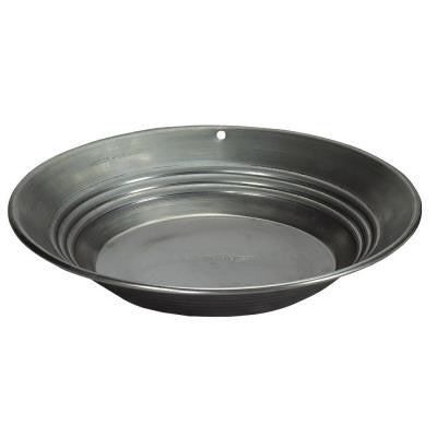 8 oz. 10 in. Steel Gold Pan