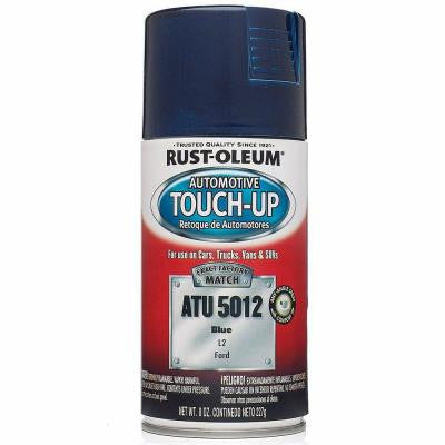 8 oz. Blue Auto Touch-Up Spray (Case of 6)