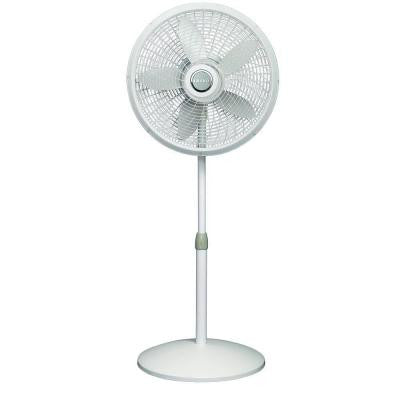 18 in. Adjustable Cyclone Pedestal Fan
