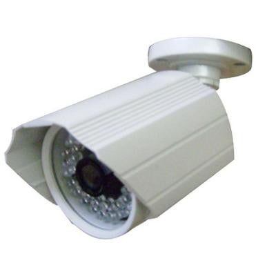 Wired Weatherproof 540TVL Indoor/Outdoor Bullet Camera with 65 ft. Night Vision