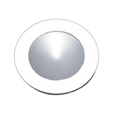 Ursa Collection 1-Light White Disc Light