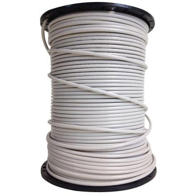 500 ft. 10/1 Solid THHN Wire - White