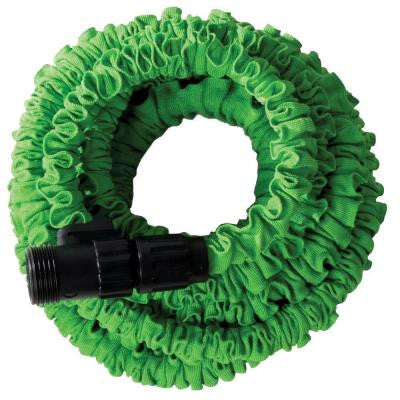 12 ft. Flexible Water Hose with Nozzle