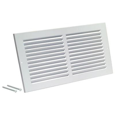 30 in. x 16 in. Steel Return Air Grille