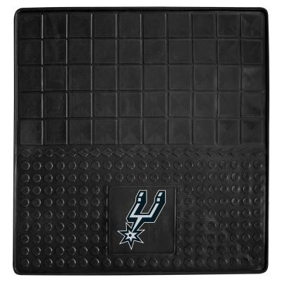 San Antonio Spurs Heavy Duty Vinyl 31 in. x 31 in. Cargo Mat