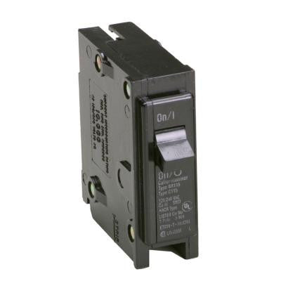 20-Amp Single Pole BR Type Breaker Contractor (10-Pack)