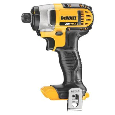 20-Volt Max Lithium-Ion 1/4 in. Cordless Impact Driver (Tool-Only)