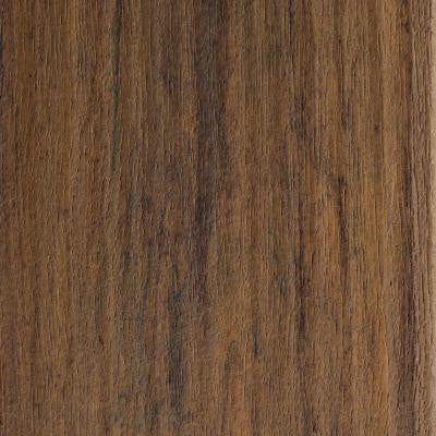 Earthwood Evolutions Legacy Collection 0.94 in. x 5.36 in. x 20 ft. Grooved Composite Decking Board in Pecan