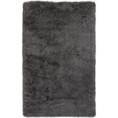 Vulcan Gray 5 ft. x 8 ft. Indoor Area Rug