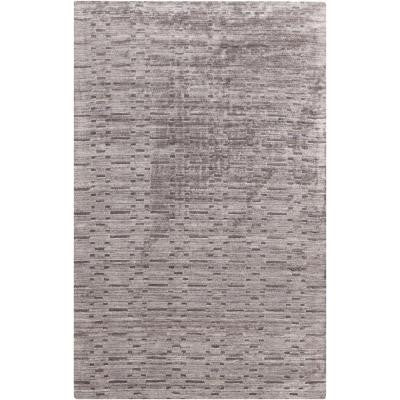 Aradesh Gray 4 ft. x 6 ft. Indoor Area Rug
