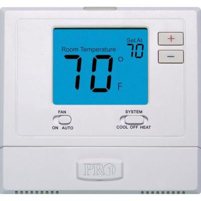 T701 Digital Non-Programmable Wall Thermostat with Backlight