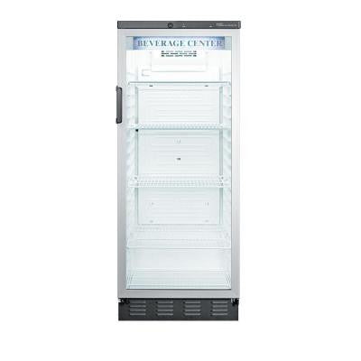 Commercial 11.0 cu. ft. Glass Door All-Refrigerator in White
