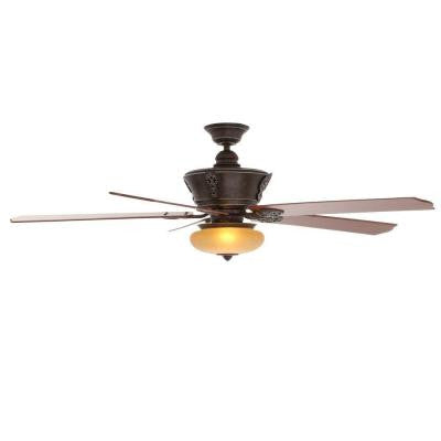 Enchantment 68 in. Banci Bronze Ceiling Fan